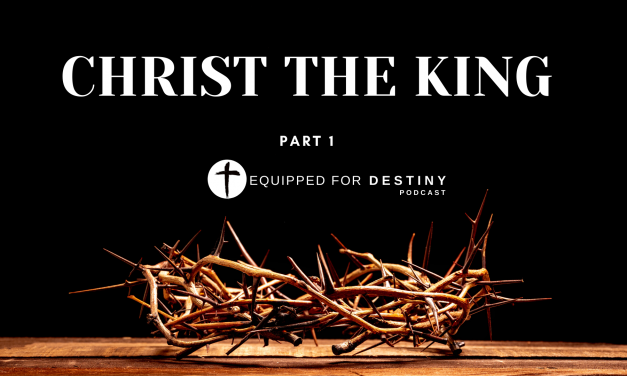 Christ The King pt1